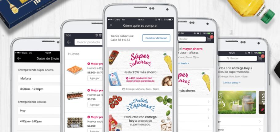 Merqueo ahora es el primer supermercado en línea de bajo costo