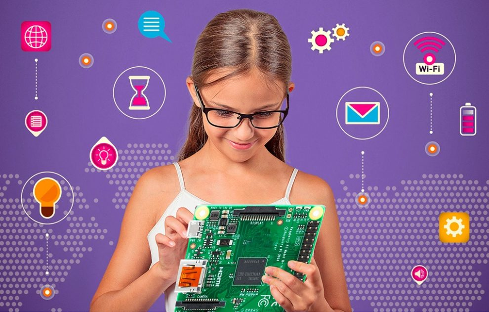 Girls In Tech y ComunidadMujer lanzan iniciativa para promover participación de niñas en tecnología