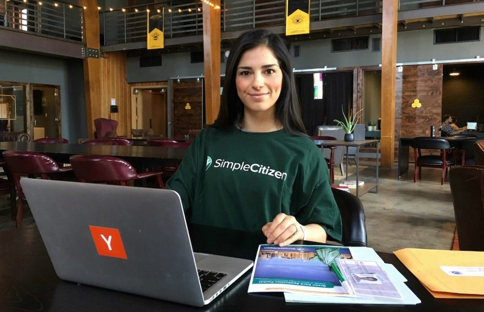 Aydé Soto de SimpleCitizen: Una latina en EE. UU. ayudando a cumplir sueños con tecnología