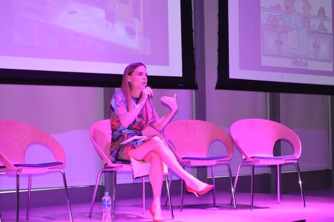 María Teresa Arnal, directora general de Google México.
