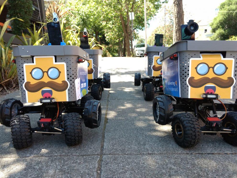 Startup colombiana revoluciona el envío de domicilios con sus propios robots en EE. UU.