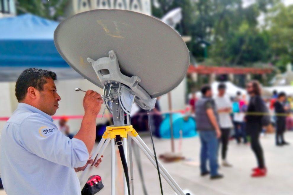 Startupsy empresas tecnológicas instalaninternet satelital gratuito en México