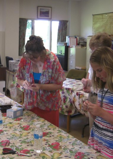 Crystal Clay Jewelry Making with Ann Recotta
