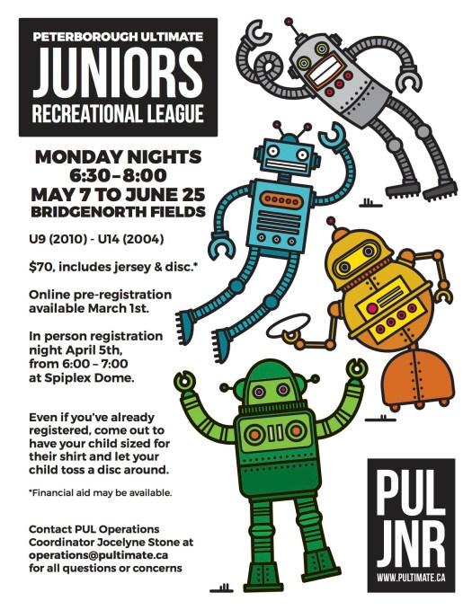 2018 Junior Poster