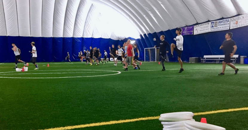 PUL Players Clinic at Spiplex