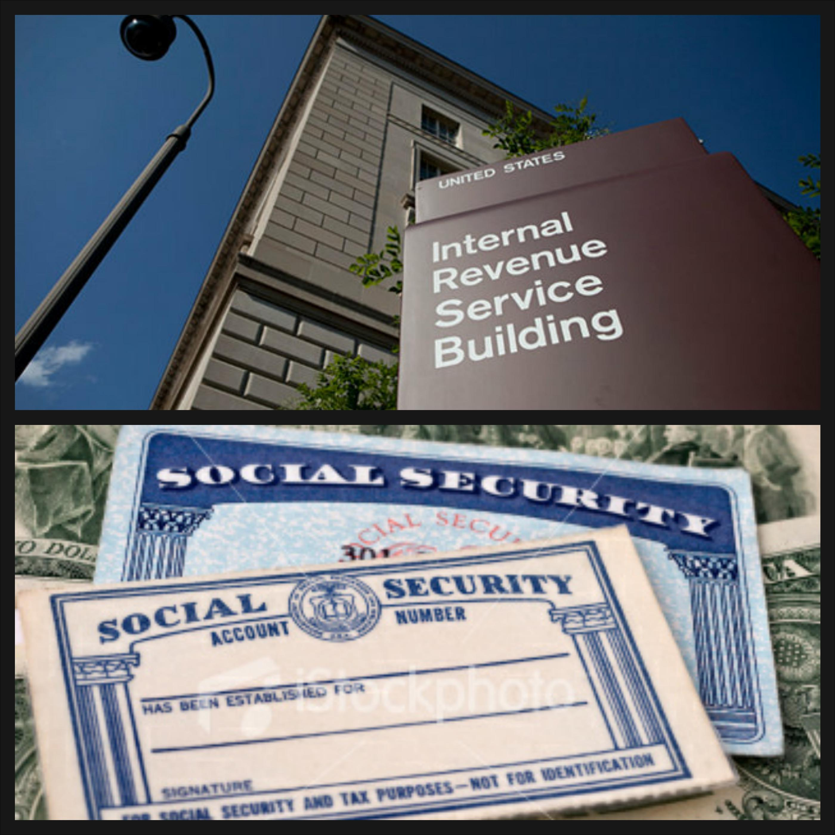 Irs Exposed Thousands Of Social Security Numbers Online