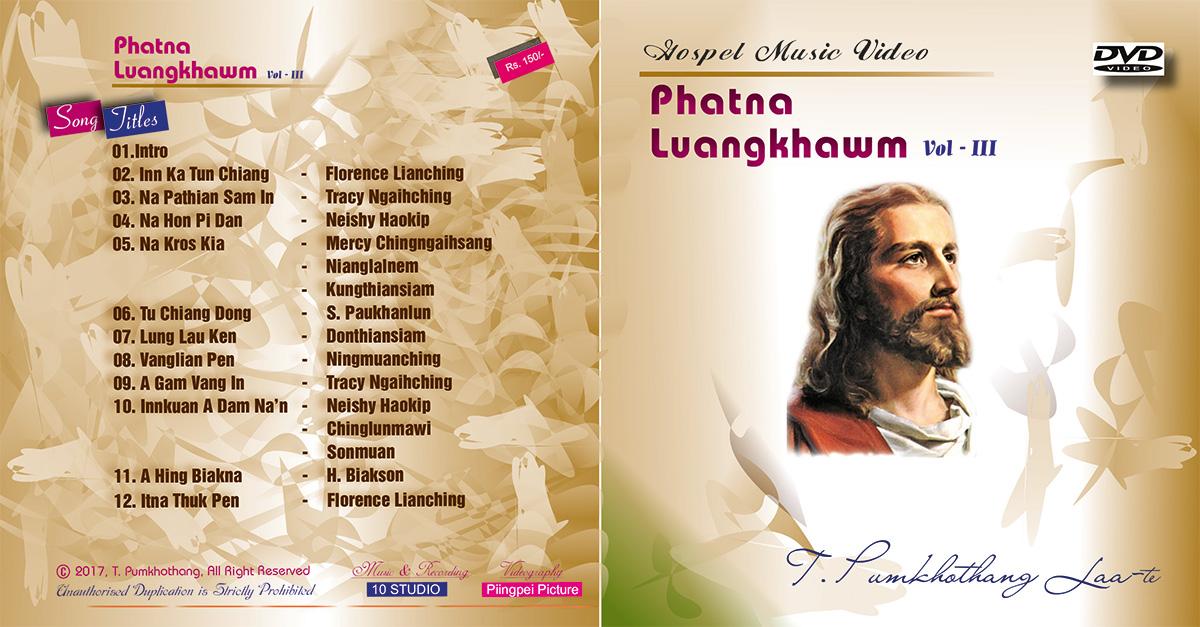 Phatna Luangkhawm Vol 3 by T. Pumkhothang