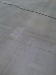 Cracking in Concrete Floor- Before2