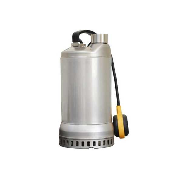 xd sump pump with float