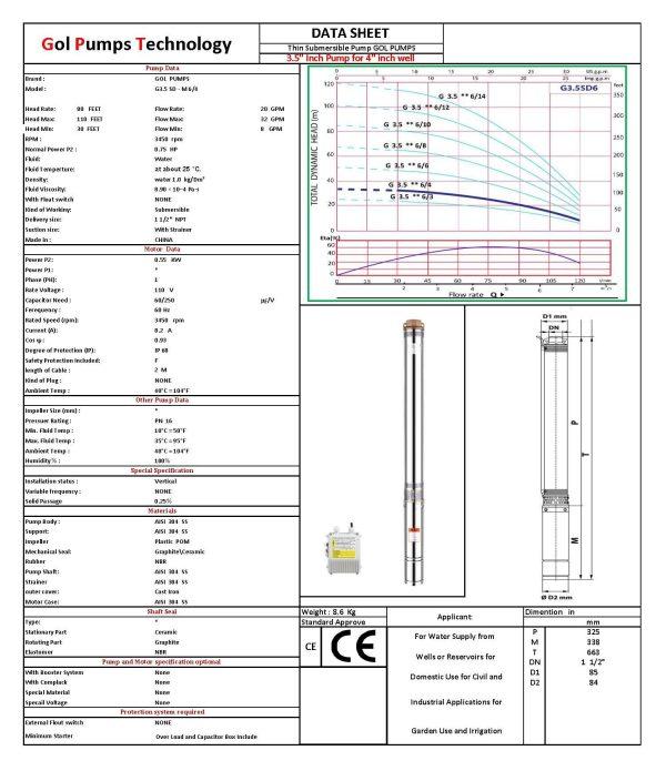 G3.5SDM6 4 110 DATA SHEET e1607456895493