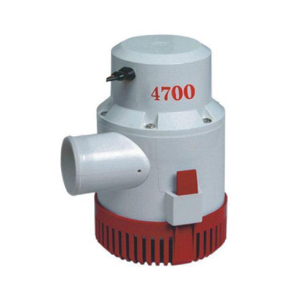 4700 GPH Bilge Pump 12V 24V DC