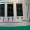Solar Engine Pump GPDC 1200 Panel 100x100 2