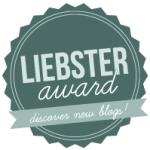 Liebster Award Nomination!!!