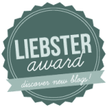 Liebster Award Nomination!!!