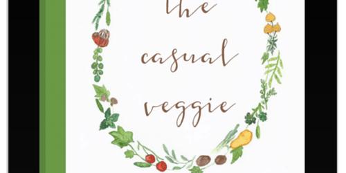 The Casual Veggie e-Cookbook Coming Soon!! // pumpkin & peanut butter
