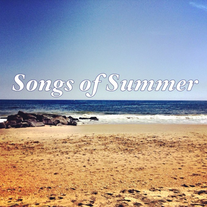 songs of summer beach pic