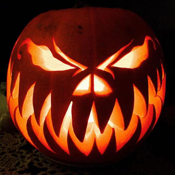 Easy Pumpkin Carving Ideas 2020 Designs Stencils For Halloween