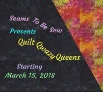 Quilt Qwazy Queens Logo