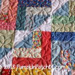 30s Jelly Roll Quilt Detail 3
