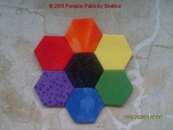Hexagon Anfang