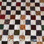 Checkerboard Detail 1