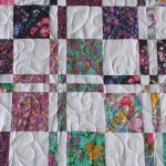 Disappearing Four Patch Detail 2