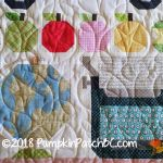 Teacher Quilt Detail 1