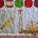 Teacher Quilt Detail 2