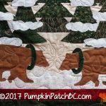 Christmas Bears Detail 1