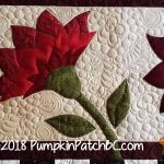 Quilt Patch Flowers Detail 2