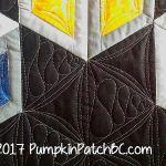 Tumbling Blocks Detail 3