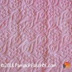 Princess Charlotte's Pink Daisies Back