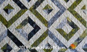 Batik Leaves Detail