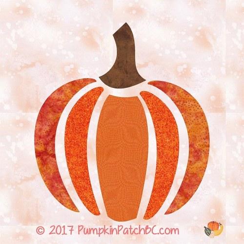 Scrappy Pumpkin