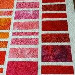 Rainbow Rectangles Detail 1