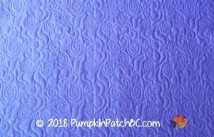 Scrap Quilt Purple Back
