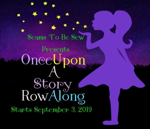 Once Upon A Story Row Along 2019