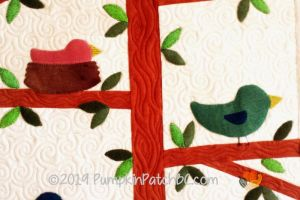 Little Birdies Detail 1