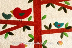 Little Birdies Detail 2