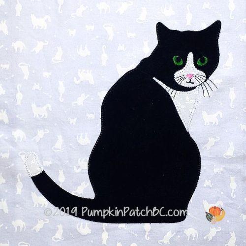 Tuxedo Cat #4