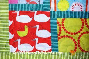 Ducks in a Row Detail 2