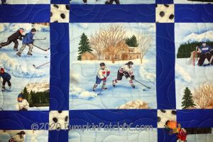 Hockey Time in Canada Detail 3