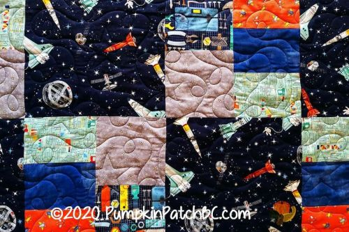Outer Space Detail 2