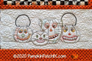 Vintage Trick or Treat Detail 4