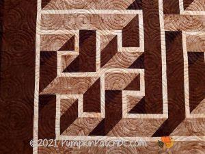 Labyrinth Walk Detail 2