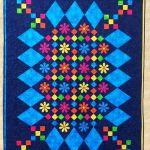 Gems & Daisies PPP017-EIN Crib Quilt Pattern