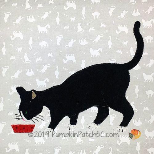 Tuxedo Cat #6