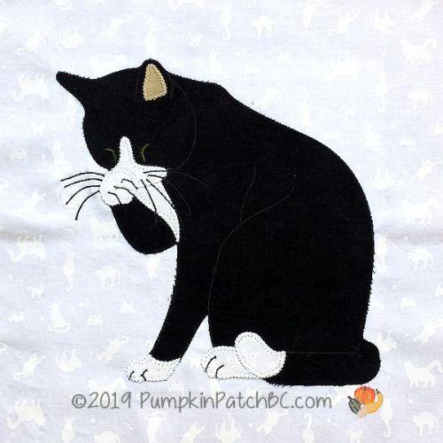 Tuxedo Cat #10
