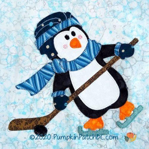 PPP-054-04 Penguin #4