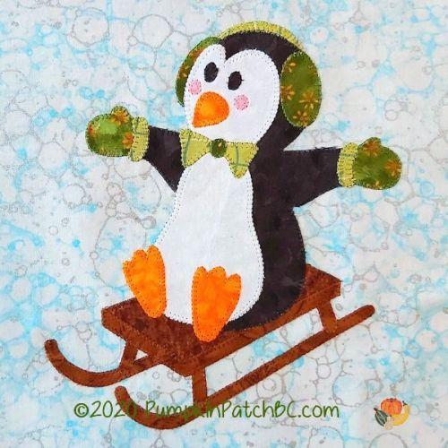 054-05 Penguin Promenade #5